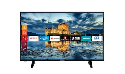 "Telefunken LED-Fernseher »XF43J511«, 108 cm/43 "", Full HD, Smart-TV kaufen"
