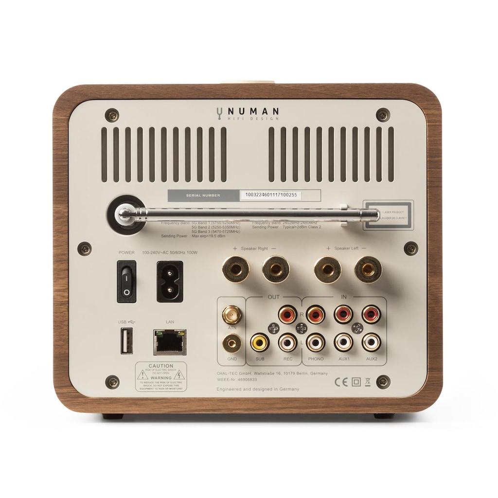 NUMAN NUMAN Unison Retrospective Edition – All-In-One Stereoanlage Ver »Unison«