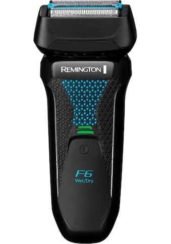Remington Elektrorasierer »F6000 Style Series Aqua Folienrasierer«, 1 St. Aufsätze,... kaufen