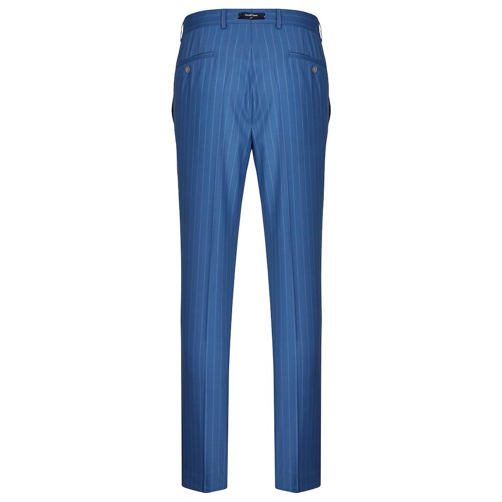Daniel Hechter Modern Fit Super 100 Anzug-Hose