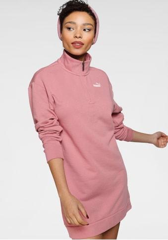 PUMA Sweatkleid »ESS+ Half - Zip Dress TR« kaufen