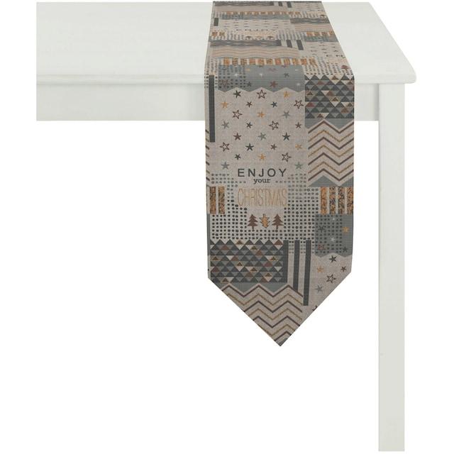 Tischband, »5200 Christmas Elegance«, APELT (1-tlg.)