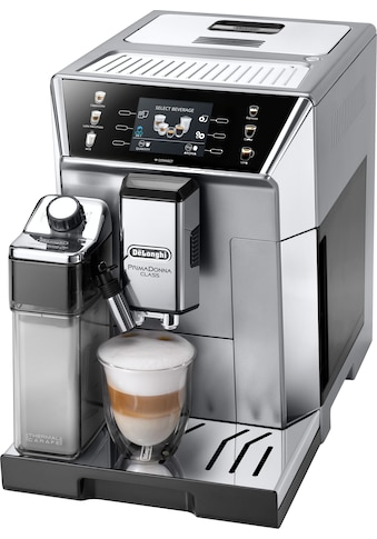 De'Longhi Kaffeevollautomat PrimaDonna Class ECAM 550.85.MS, silber, 2l Tank, Kegelmahlwerk kaufen