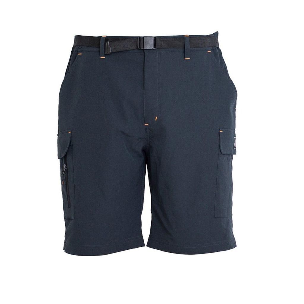DEPROC Active Shorts »KENTVILLE MEN Full Stretch Short«, auch in Großen Größen erhältlich