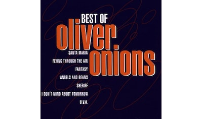 Musik - CD Best Of / Oliver Onions, (1 CD) kaufen
