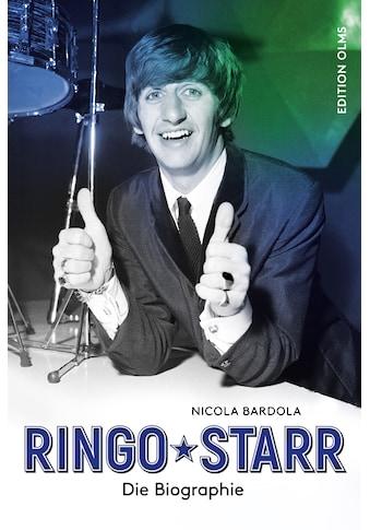 Buch »Ringo Starr / Nicola Bardola« kaufen
