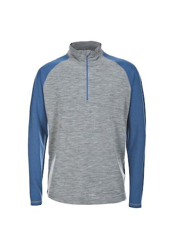 Trespass Sweatshirt »Herren Hex Langarm-Top mit Reißverschluss bis zur Brust« kaufen