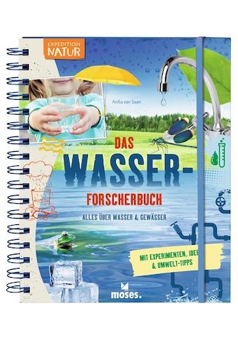 Buch »Das Wasser-Forscherbuch / Anita van Saan, Dorothea Tust« kaufen