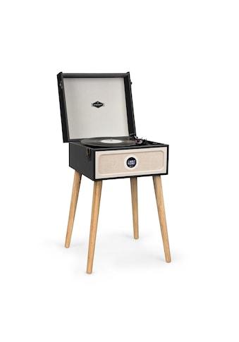 Auna DAB Plattenspieler 33/45/78 rpm DAB+/UKW - Radio »SarahAnn - DAB« kaufen