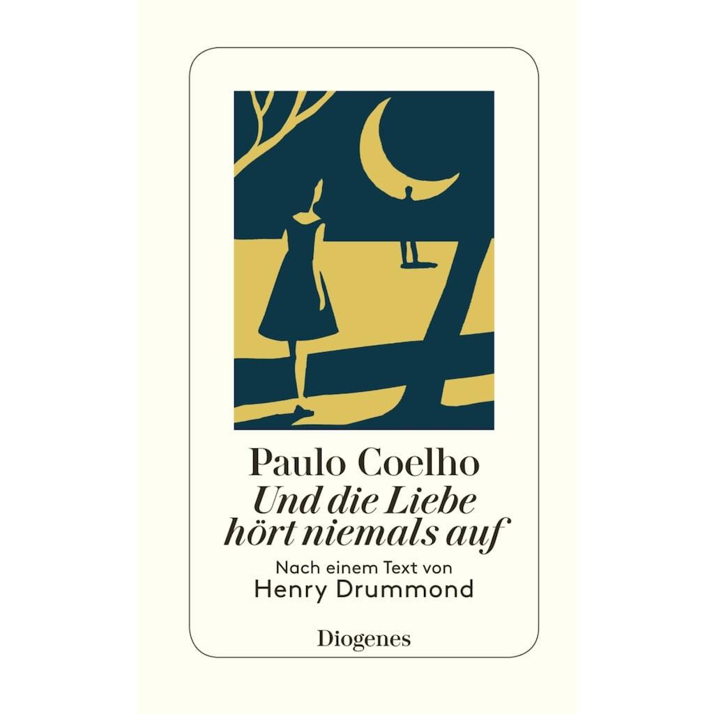 Buch »Und die Liebe hört niemals auf / Paulo Coelho, Maralde Meyer-Minnemann«