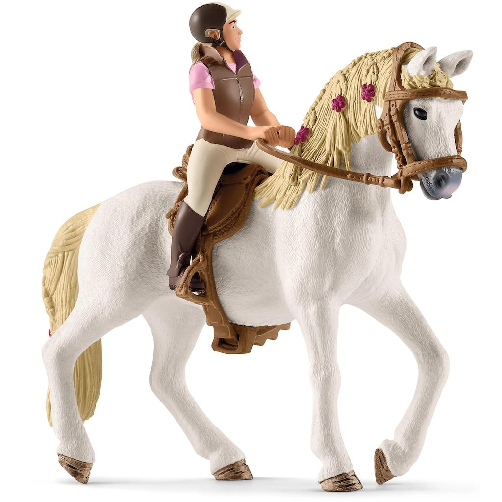 Schleich® Spielwelt »Horse Club, Wohnwagen für geheime Club-Treffen (42415)«