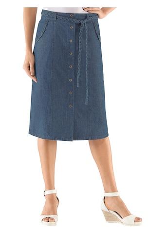Casual Looks Jeansrock kaufen