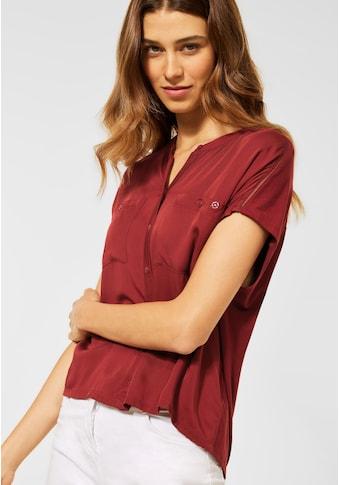 Cecil Blusenshirt, mit Brusttaschen und Knopfleiste kaufen