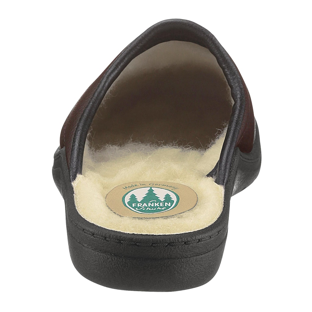 Classic Pantoffel
