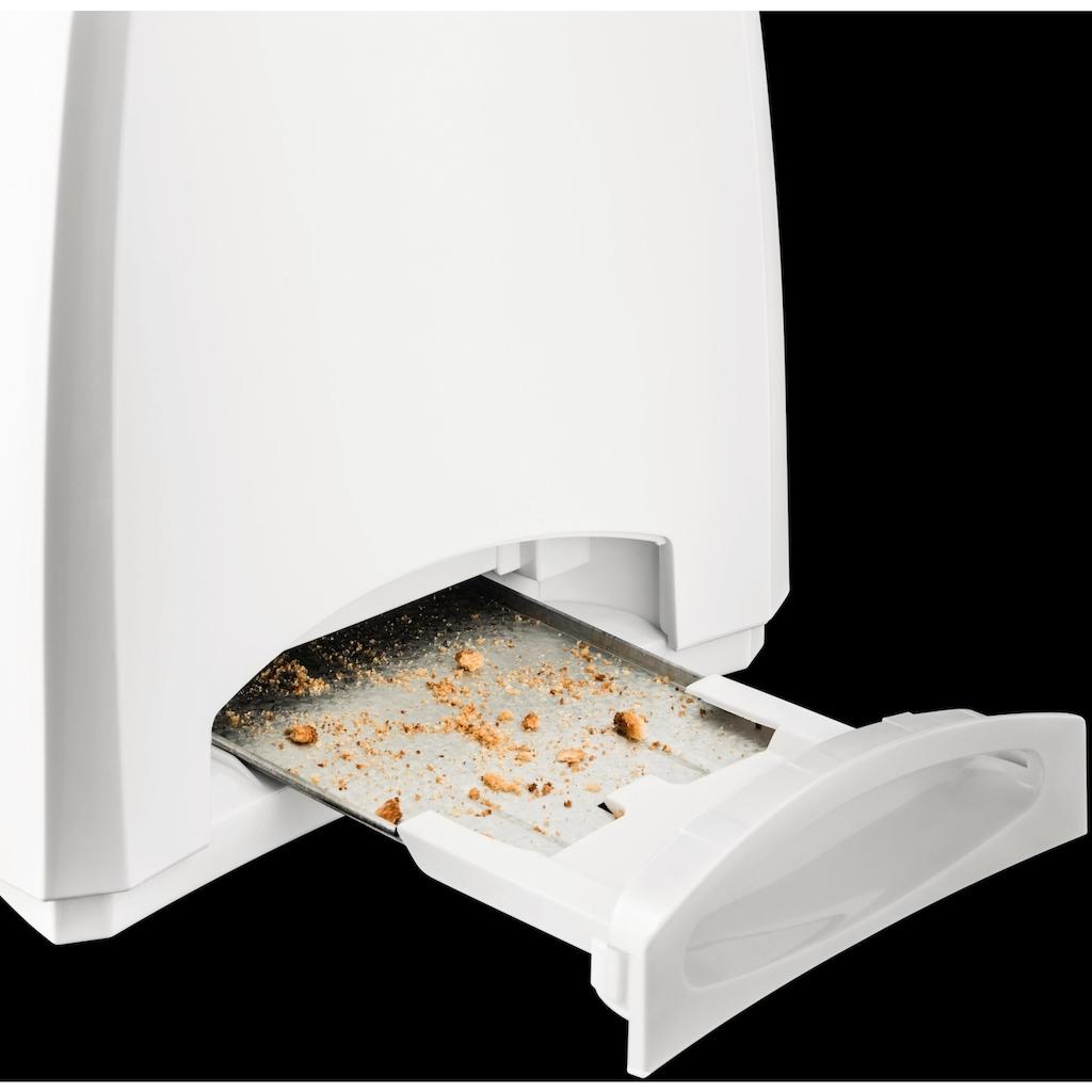 Krups Toaster »Pro Aroma KH1511«, 2 lange Schlitze, für 2 Scheiben, 700 W