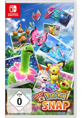 Nintendo Switch Spiel »New Pokémon Snap«, Nintendo Switch kaufen