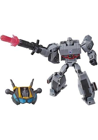 Hasbro Actionfigur »Transformers Bumblebee Cyberverse Adventures - Deluxe Megatron« kaufen