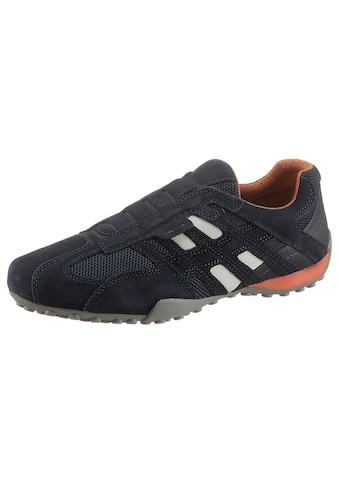 Geox Slip-On Sneaker »Snake«, mit modischen Ziernähten und mit Geox Spezial Membrane kaufen