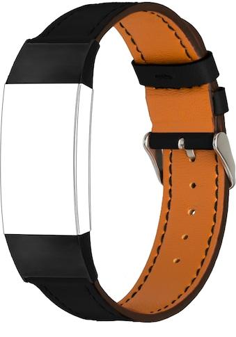 topp Accessoires Ersatz - /Wechselarmband »Fitbit Charge 3, Leder« kaufen
