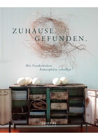 Buch Zuhause.Gefunden. / Oliver Maclennan; Joanna Maclennan; Tracey J. Evans; Reinhold Unger kaufen