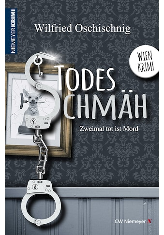 Buch »TodesSchmäh / Wilfried Oschischnig« kaufen