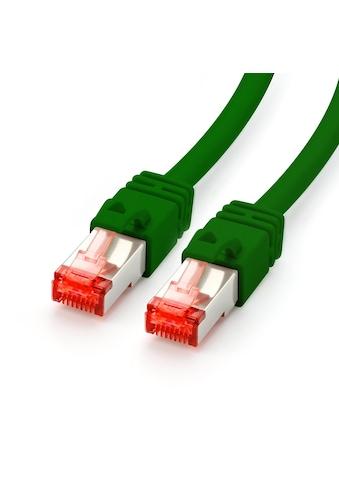 CSL Netzwerkkabel »2x RJ45 verschiedene Längen«, RJ-45 (Ethernet), 100 cm kaufen