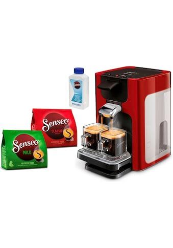 Senseo Kaffeepadmaschine SENSEO® Quadrante HD7865/80 kaufen