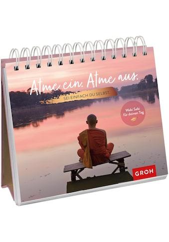 Buch »Atme ein. Atme aus. Sei einfach du selbst. / DIVERSE« kaufen