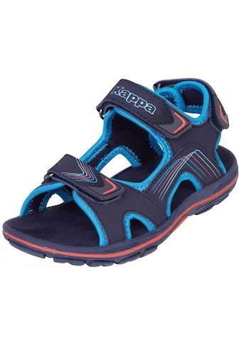 Kappa Sandale »SHIPLAKE KIDS«, mit soft eingefassten Kanten kaufen