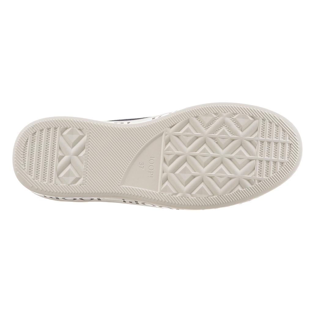 Joop! Sneaker »Classico Jil Sneaker«, mit Logoschriftzug an der Laufsohle