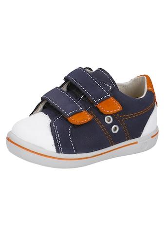 PEPINO by RICOSTA Sneaker »NIPPY - WMS-Weitenmesssystem, Weite: mittel«, mit modischer Gummikappe kaufen