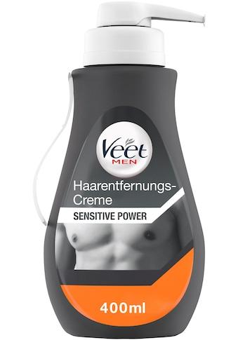 Veet Enthaarungscreme »for Men - Sensible Haut« kaufen