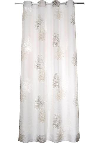 Vorhang, »Belinda«, Kutti, Ösen 1 Stück kaufen