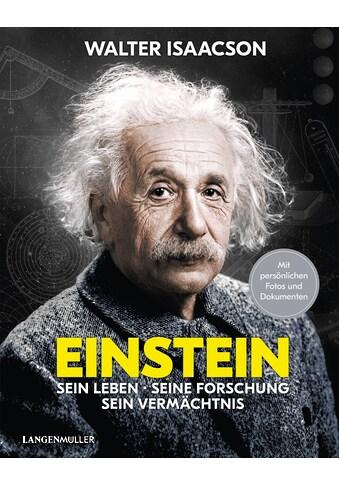 Buch »Einstein: Sein Leben, seine Forschung, sein Vermächtnis / Walter Isaacson« kaufen
