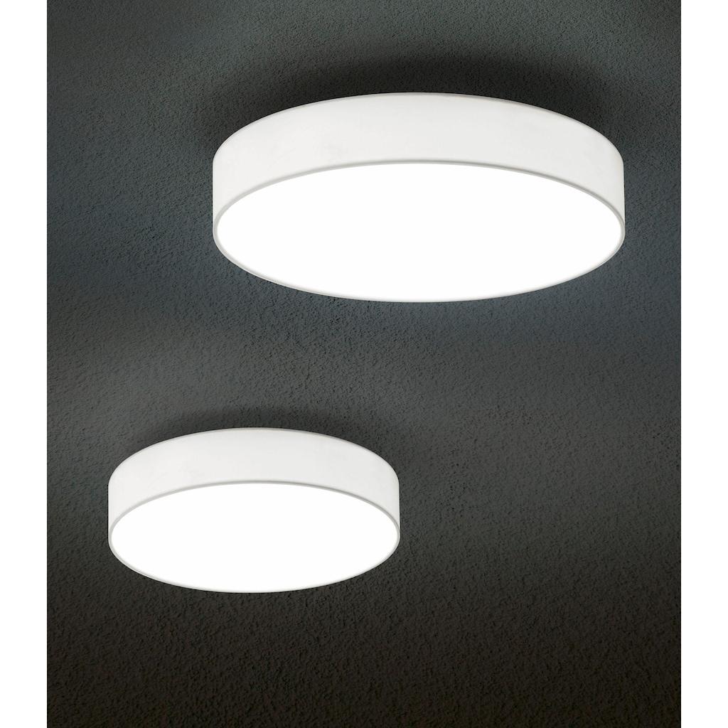 TRIO Leuchten LED Deckenleuchte »Lugano«, LED-Board, Warmweiß, LED Deckenlampe, Switch Dimmer
