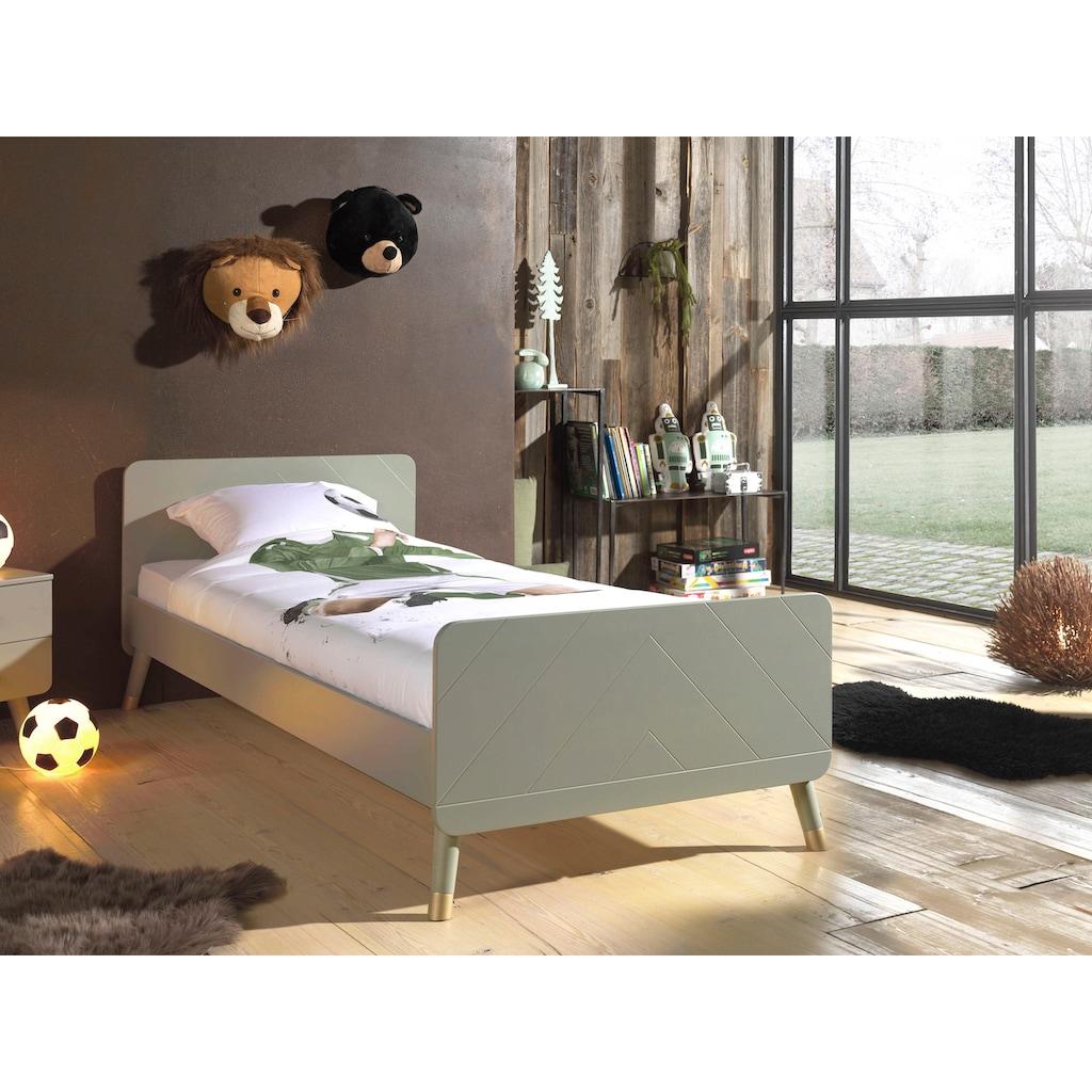 Vipack Einzelbett »Billy«