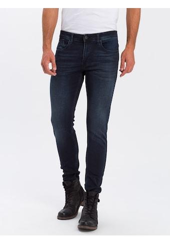 Cross Jeans® Slim-fit-Jeans »Jimi«, Robuste Denimqualität kaufen