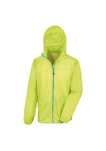 Result Regenjacke »Uban Outdoor Unisex Jacke HDi Quest Hydradri« kaufen