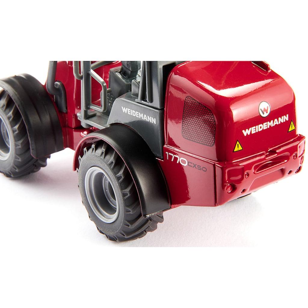 Siku Spielzeug-Radlader »SIKU Farmer, Weidemann Hoftrac«