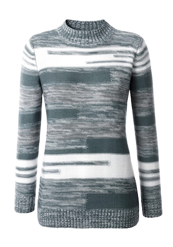 Classic Basics Pullover im hübschen Streifenmuster kaufen