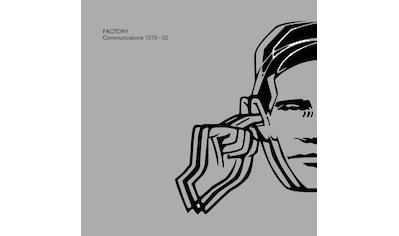 Vinyl »Factory Records: Communications 1978-92 / Various« kaufen