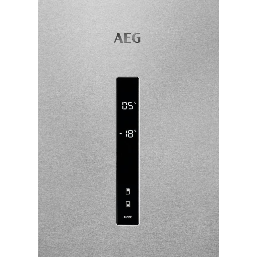 AEG Kühl-/Gefrierkombination »RCB732E5«