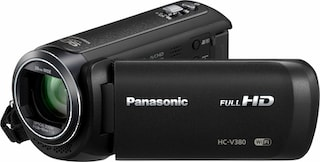 panasonic hc v380eg k camcorder full hd wlan wi fi. Black Bedroom Furniture Sets. Home Design Ideas