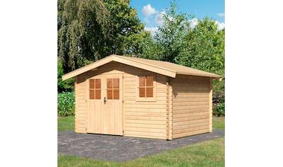 Karibu Gartenhaus »Felsenau 4« kaufen