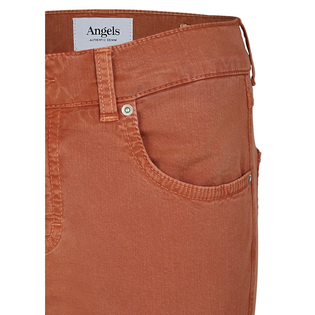 ANGELS Ankle-Jeans,Ornella Cargo' mit Reißverschlusstaschen