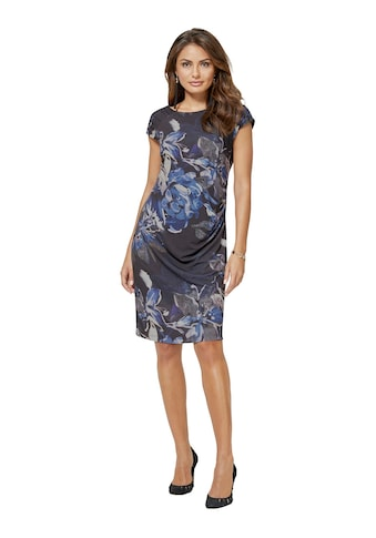 Jersey - Kleid in berauschend schönem  Blütendruck kaufen
