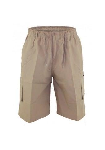 Duke Clothing Cargoshorts »Herren Cargo-Shorts Nick D555 mit elastischem Bund« kaufen