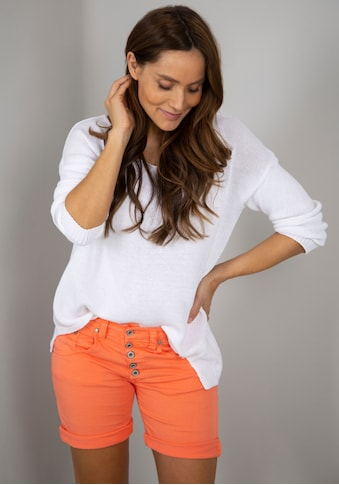 Please Jeans Jeansbermudas »P88A«, Relaxed-Comfort-Fit kaufen