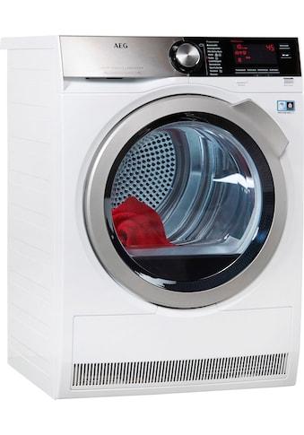 AEG Wärmepumpentrockner LAVATHERM T8DE86685, 8 kg kaufen