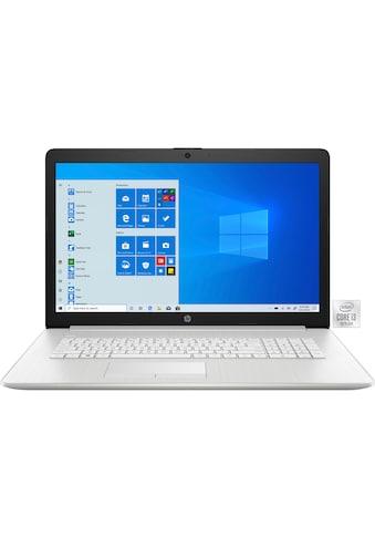 "HP Notebook »17-by3221ng«, (43,9 cm/17,3 "" Intel Core i3 UHD Graphics\r\n 0 GB HDD 512 GB SSD), 43,9 cm (17,3"") Intel Core i3, 512 GB, 8 GB kaufen"